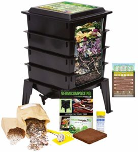The Worm Factory 360 Composter